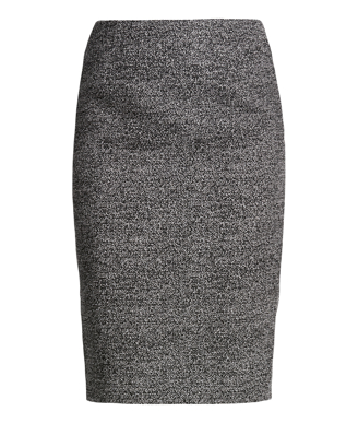 Picture of NNT Uniforms-CAT2NG-BLW-Panel Pencil Skirt