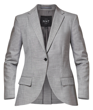 Picture of NNT Uniforms-CAT1E9-GRY-Half Lined Jacket