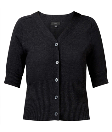 Picture of NNT Uniforms-CAT5CK-CHP-Short Sleeve Cardigan