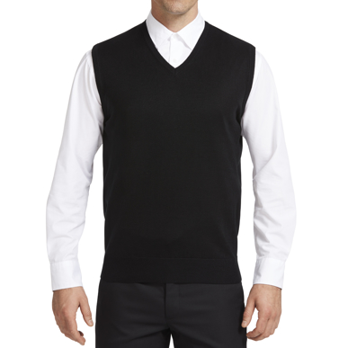 Picture of NNT Uniforms-CATF24-BLK-V-Neck Vest