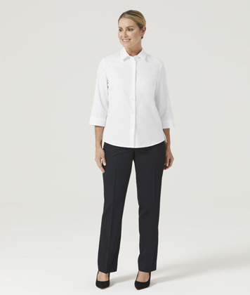 Picture of NNT Uniforms-CATUFP-WHP-3/4 Sleeve Shirt