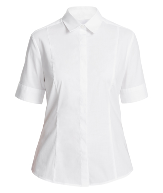 Picture of NNT Uniforms-CATU7M-WHT-Short Sleeve Shirt