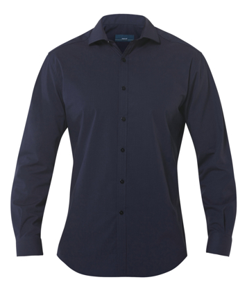 Picture of NNT Uniforms-CATD1J-NAV-Long Sleeve Classic Shirt