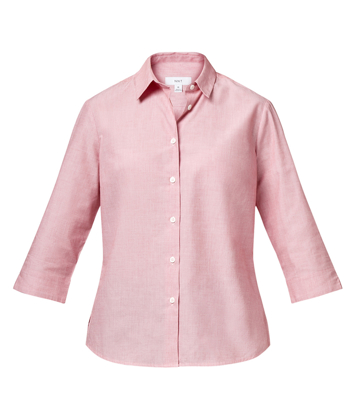 Picture of NNT Uniforms-CATUDH-RED-3/4 Sleeve Shirt