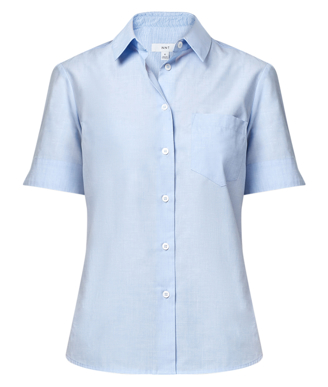 Picture of NNT Uniforms-CATUDJ-BLU-Short Sleeve Shirt