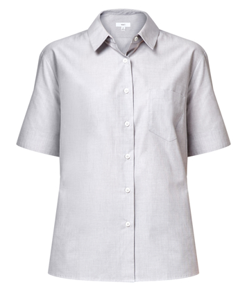 Picture of NNT Uniforms-CATUDJ-GRY-Short Sleeve Shirt