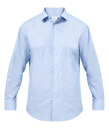 Picture of NNT Uniforms-CATJ8V-BLU-Long Sleeve Shirt