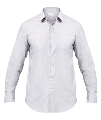 Picture of NNT Uniforms-CATJ8V-GRY-Long Sleeve Shirt