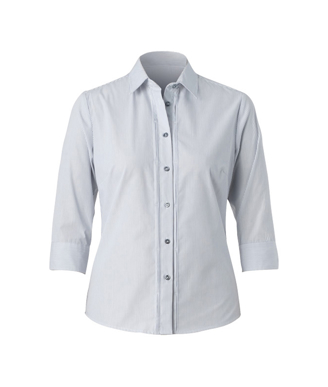 Picture of NNT Uniforms-CAT4LC-WGS-3/4 Sleeve Tuck Shirt
