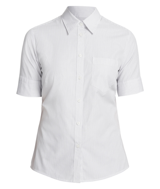 Picture of NNT Uniforms-CATU5N-WGS-Short Sleeve Action Back Shirt