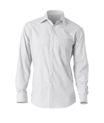 Picture of NNT Uniforms-CATD1D-WGS-Long Sleeve Cutaway Collar Shirt