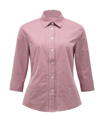 Picture of NNT Uniforms-CAT9Q9-PWT-3/4 Sleeve Shirt