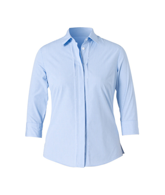 Picture of NNT Uniforms-CAT4L8-BEP-3/4 Sleeve Tuck Shirt
