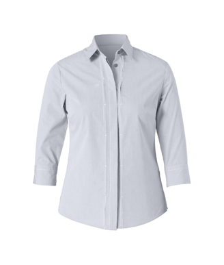 Picture of NNT Uniforms-CAT4L8-GWC-3/4 Sleeve Tuck Shirt