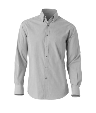 Picture of NNT Uniforms-CATDGZ-GWC-Long Sleeve Buttondown Under Collar Shirt