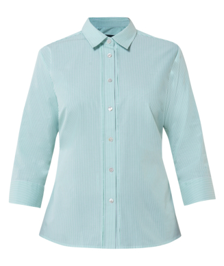 Picture of NNT Uniforms-CAT4LD-MTW-3/4 Sleeve Tuck Shirt