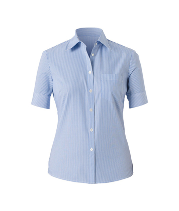 Picture of NNT Uniforms-CAT47A-IWS-Short Sleeve Action Back Shirt
