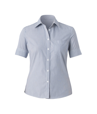 Picture of NNT Uniforms-CAT47C-NWS-Short Sleeve Action Back Shirt