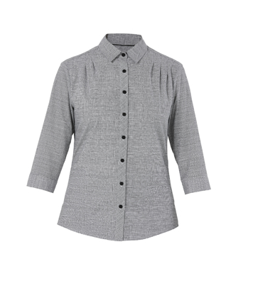 Picture of NNT Uniforms-CAT9XV-BLW-3/4 Sleeve Shirt