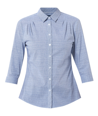 Picture of NNT Uniforms-CAT9XV-CBW-3/4 Sleeve Shirt