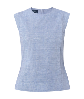 Picture of NNT Uniforms-CAT9XF-CBW-Sleeveless Shell Top