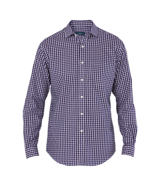 Picture of NNT Uniforms-CATDWX-PUR-Long Sleeve Shirt