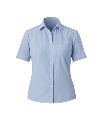 Picture of NNT Uniforms-CAT4AB-IWS-Short Sleeve Action Back Shirt