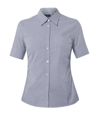 Picture of NNT Uniforms-CAT4AB-NWS-Short Sleeve Action Back Shirt