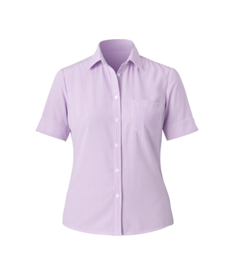 Picture of NNT Uniforms-CAT4AB-VIS-Short Sleeve Action Back Shirt