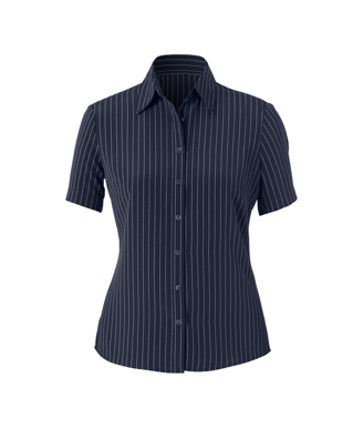 Picture of NNT Uniforms-CAT48E-NWS-Short Sleeve Action Back Shirt