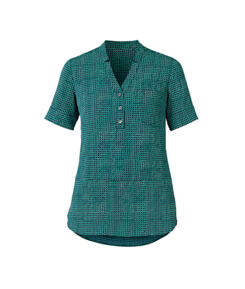 Picture of NNT Uniforms-CAT9S2-NHT-Short Sleeve Action Back Shirt