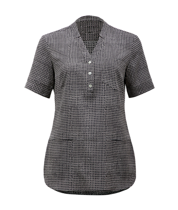 Picture of NNT Uniforms-CAT9R9-CBL-Short Sleeve Tunic