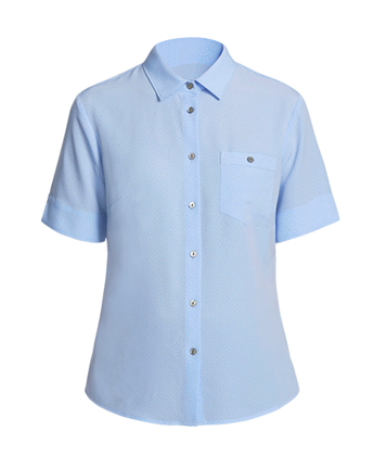 Picture of NNT Uniforms-CATU7H-IBL-Short Sleeve Shirt