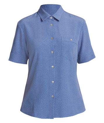 Picture of NNT Uniforms-CATU7H-MBL-Short Sleeve Shirt