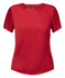 Picture of NNT Uniforms-CATU2N-RED-Short Sleeve Shell Top