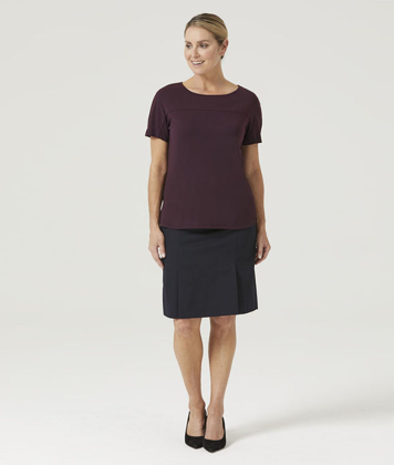 Picture of NNT Uniforms-CATUHN-BBP-Boat Neck Jersey Top