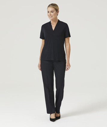 Picture of NNT Uniforms-CATUHP-NDP-V-Neck Jersey Top