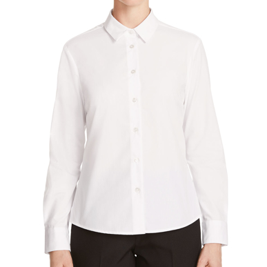Picture of NNT Uniforms-CATU67-WHT-Long Sleeve Shirt