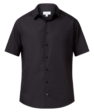 Picture of NNT Uniforms-CATJ8X-BLK-Short Sleeve Shirt