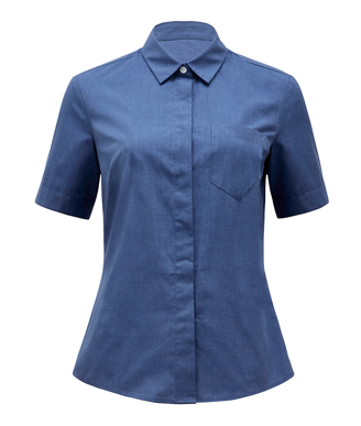 Picture of NNT Uniforms-CATU5R-MBL-Short Sleeve Shirt