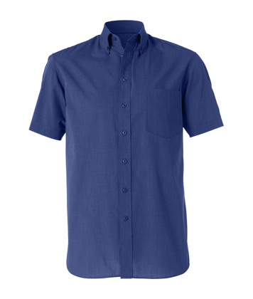 Picture of NNT Uniforms-Y52168-MBL-Short Sleeve Shirt