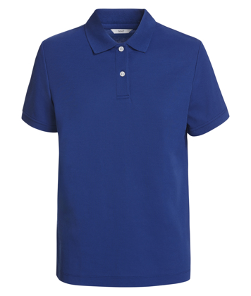 Picture of NNT Uniforms-CATU58-BLU-Short Sleeve Polo
