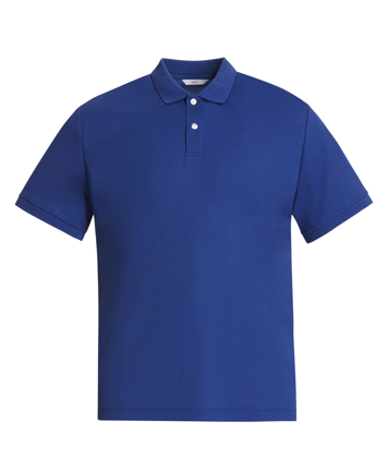 Picture of NNT Uniforms-CATJ2M-BLU-Short Sleeve Polo