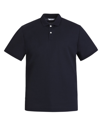 Picture of NNT Uniforms-CATJ2M-NAV-Short Sleeve Polo