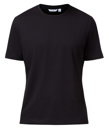 Picture of NNT Uniforms-CATJ8W-BLA-Short Sleeve Crew Neck tee