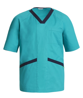 Picture of NNT Uniforms-CATJ2Q-MNN-Koller V-Neck Scrub Top