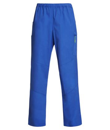 Picture of NNT Uniforms-CATCGF-BLU-Rontgen elastic waist scrub pant