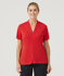 Picture of NNT Uniforms-CATUHP-RED-V-Neck Jersey Top
