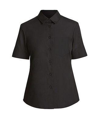 Picture of NNT Uniforms-CATU8H-BLK-Short Sleeve Shirt