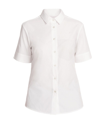 Picture of NNT Uniforms-CATU8H-WHT-Short Sleeve Shirt